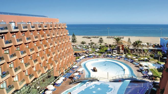 Protur Roquetas Hotel and Spa in Roquetas de Mar, Costa de Almeria