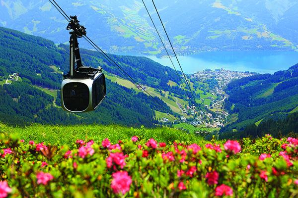 Cable car Austria