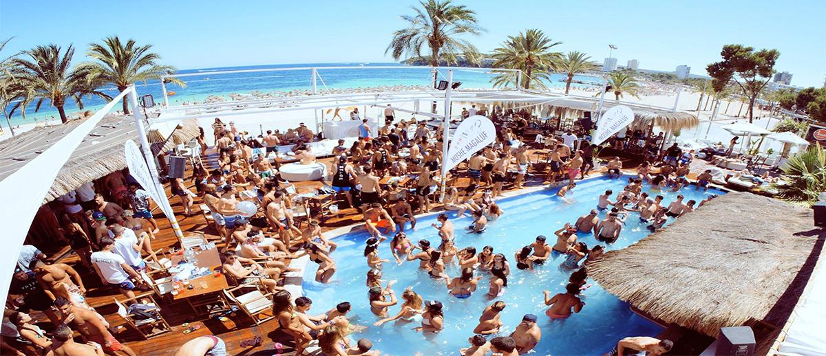 Purobeach Palma club